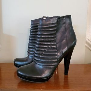 7 For All Mankind Moto Ankle Boots